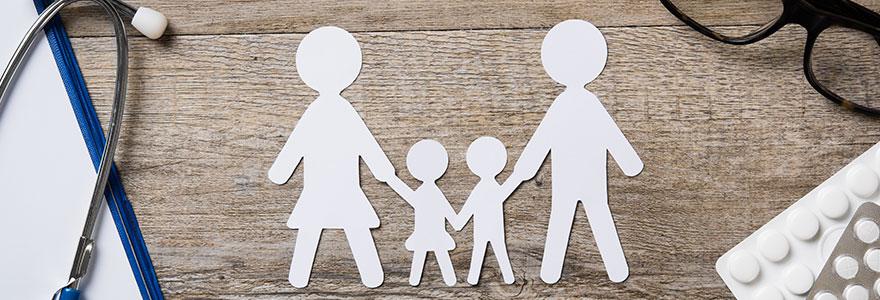 une mutuelle sante famille